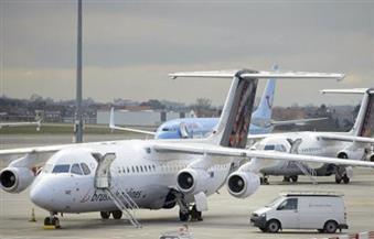 بعد تهديد بوجود قنبلة.. طائرتان تهبطان بسلام في مطار بروكسل