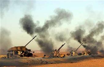 المدفعية الإيرانية تقصف مناطق في شمال أربيل بحجة ملاحقة مسلحي الحزب الديمقراطي الكردي