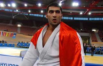 رمضان درويش لاعب الجودو يتأهل لدور الـ16 لمنافسات وزن 100 كجم بالأولمبياد