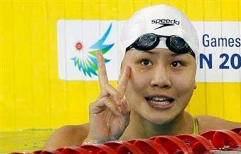 السباحة الصينية تشين شين يي سقطت في اختبار مادة محظورة في ريو