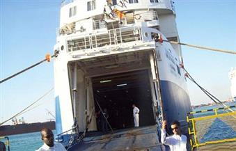 رئيس ميناء السد العالي: حركة الملاحة النهرية بين مصر والسودان لم تتاثر بالسيول