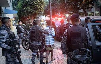 البرازيل تعلن الحداد الوطني لمدة يوم بعد مقتل شرطي من قوات تأمين دورة الألعاب الأولمبية
