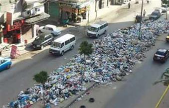 """عمال النظافة بالإسكندرية: """"لسنا مسئولين عن أزمة المحافظة.. وتلقينا تطمينات من الرئاسة بالإبقاء علينا"""""""
