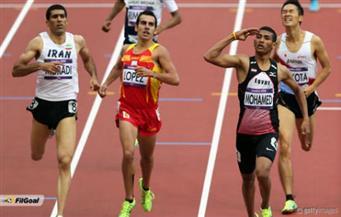 """حمادة الدشناوي يودع أوليمبياد """"ريو دي جانيرو"""" في تصفيات نصف النهائي ويحتل الترتيب الثامن"""