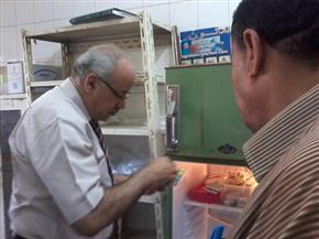 بالصور.. إحالة أطباء متغيبين عن العمل بمستشفى الفيوم العام للتحقيق