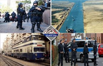 كهرباء بالدولار.. جريمة أمريكا.. ذعر ألمانيا.. إقامة دولة فلسطين.. مترو الإسكندرية بنشرة منتصف الليل
