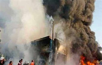داعش يعلن مسئوليته عن هجوم معبر أطمة بريف إدلب