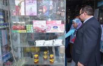 بالصور.. حملة للرقابة الإدارية على 720 صيدلية ومراكز رعاية الأمومة والطفولة بكفر الشيخ