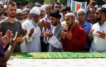 إتهام رجل في نيويورك بقتل إمام مسجد ومساعده