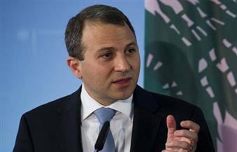جبران باسيل في القاهرة لحضور اجتماع وزراء الخارجية العرب