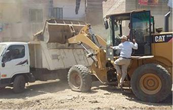 رفع 21 ألف طن قمامة.. وتحرير 394 محضر نظافة بمركز ديروط في أسيوط