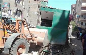 رفع وإزالة 59 طنًّا من المخلفات والقمامة بمركز دير مواس بالمنيا