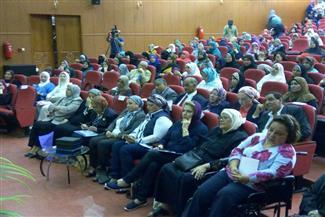 جامعة المنصورة تنظم ملتقى لتوعية السيدات بأهمية الترشح لانتخابات المجالس المحلية