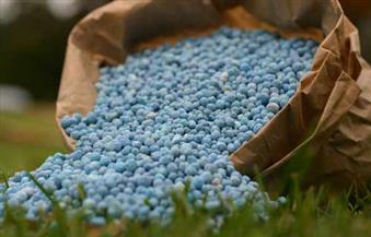 """""""الزراعة"""": توريد مليون و393 ألف طن من الأسمدة للموسم الصيفي حتى الآن.. و""""فايد"""": لجان فنية للمرور والمتابعة"""