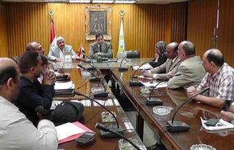 بالصور.. محافظ الغربية يُناقش مشكلات المخطط الإستراتيجى لمدينة المحلة الكبرى وإمكان تحديثه