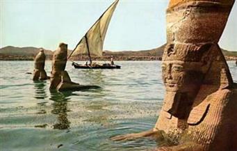 من تفاصيل الفيضان الأكبر بمصر .. لم يجد له شبيه .. أخفى اليابسة وأتاح للمصريين موسمًا زراعيًا وفيرًا