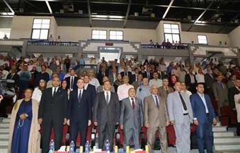 محافظة المنوفية تكرم 165 طالبًا وطالبة من الأوائل بمراحل التعليم المختلفة