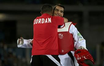 أبو غوش يُحرز أول ميدالية ذهبية للأردن فى التايكندو