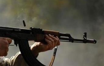 إصابة مجندين فى إطلاق نيران على سيارة شرطة أعلى الطريق الدائرى بناهيا