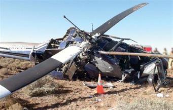 تحطم هليكوبتر عسكرية تقل دبلوماسيين في ميانمار