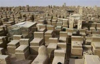 حملة بحي الخليفة لإزالة المقابر غير المرخصة