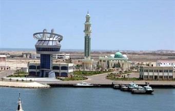 137 ألف طن قمح في مخازن ميناء دمياط