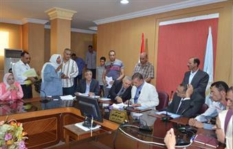 بالصور.. محافظ كفر الشيخ يناقش 41 شكوى فى اللقاء الأسبوعي للمواطنين
