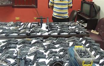 ضبط 3 أشخاص لإدارتهم ورشة لتصنيع الأسلحة النارية بأسوان