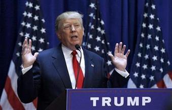 ترامب ينتقد رئيس مجلس النواب الأمريكي بسبب إعلانه التوقف عن الاشتراك في حملته الانتخابية