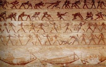 """باحث أثري: الإغريق نقلوا الألعاب الأوليمبية عن الفراعنة.. ومقابر """"بني حسن"""" بالمنيا تؤرخ للأسبقية"""