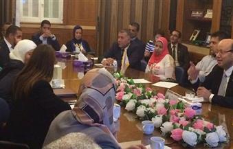 """رجال أعمال إسكندرية توقع برتوكول مع المنطقة الروتارية بالمحافظة لدعم مبادرة """"مكافحة فيرس سي"""""""