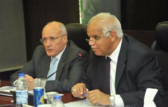 وزير النقل يلتقي العصار في إطار التعاون لتطوير السكك الحديدية وشبكة الطرق