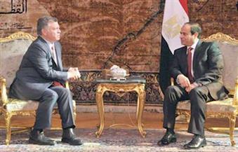 هريدي تعليقًا على زيارة الملك عبد الله الثاني: مصر والأردن في قارب واحد