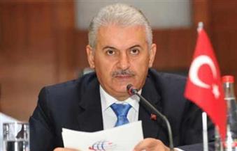 رئيس الوزراء التركي يصل أربيل قادمًا من بغداد في زيارة لإقليم كردستان العراق