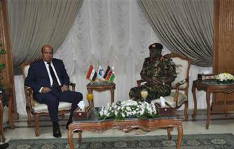 آفاق جديدة للتعاون العسكري.. رئيس الهيئة العربية للتصنيع ومدير سلاح مدفعية كينيا يبحثان دعم العلاقات