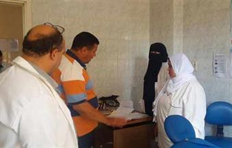 إحالة 20 من العاملين بالصحة والمحليات في سمنود للتحقيق بسبب الإهمال