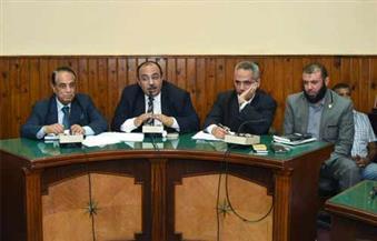 عبد الظاهر يجتمع بأعضاء مجلس النواب لمناقشة سبل التعاون لحل مشكلات الإسكندرية