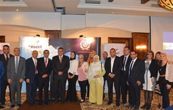 بالصور .. تكريم رواد الأعمال للتدريب المهني والتطوير بمراكز الأبحاث العلمية في مصر والسعودية