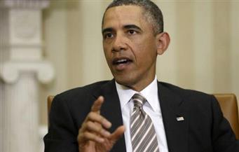 أوباما يبدي قلقه إزاء التحركات العسكرية الروسية في سوريا.. ويتعهد بمحاربة داعش على كل الجبهات