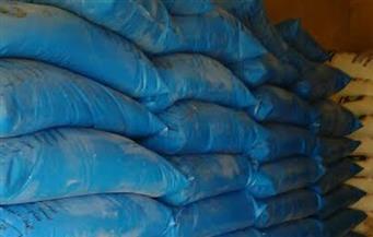 ضبط 27 ألف لتر مبيدات ومخصبات زراعية من مواد مجهولة المصدر فى حملة أمنية بالغربية