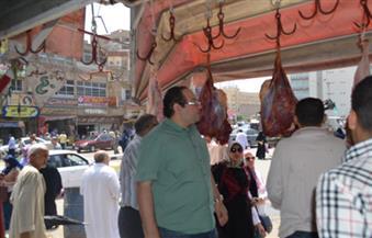 بالصور.. حملة على أسواق كفر الشيخ