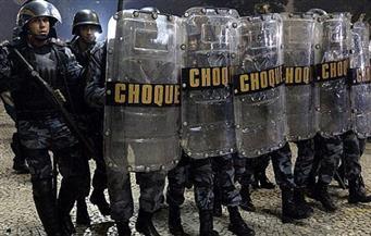 اشتباكات مسلحة بين الشرطة وتجار مخدرات بأحد أحياء ريو دي جانيرو قبل بدء الدورة الأولمبية