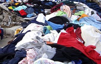 """على رأسها الملابس .. سوق """"الإثنين"""" بطنطا أكبر مركز تجاري لبيع المستعمل.. وغلاء الأسعار فرصة لاستمراريته"""