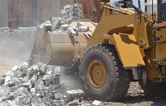 """إزالة مخالفات بناء فى حى عابدين وأجهزة """"الموسكى"""" تزيل الإشغالات"""