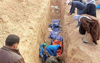 تقارير أمريكية تشير إلى قيام داعش بحفر 72 مقبرة جماعية في سوريا والعراق