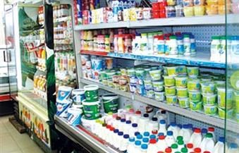 حملة على ثلاجات الأغذية فى مدينة عزبة البرج