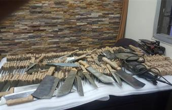 ضبط ورشة لتصنيع الأسلحة ببولاق أبو العلا