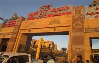 وفود دول إفريقية وعربية يزورون متحف النيل بأسوان