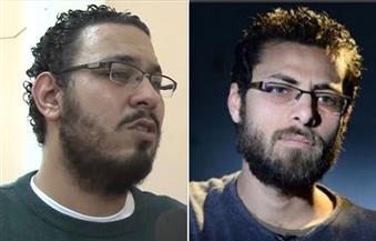 """رفض استئناف """"زيزو عبده وحمدي قشطة"""" على تجديد حبسهما 15 يومًا فى اتهامهما بالانضمام لجماعة إرهابية"""