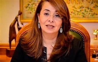 غادة والي تقيم مأدبة  غداء على شرف وزيرة التنمية  الاجتماعية  الأردنية